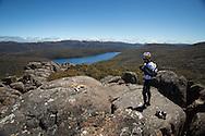 Team Red Bull (Ken Wallace and Courtney Atkinson). Adventure Racing. Swisse Mark Webber Challenge 2013. Tasmania, Australia. 30/11/2013. Photo By Lucas Wroe