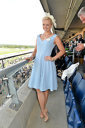 SABINE LISICKI at the first day of the 2014 Royal Ascot Racing Festival, Ascot Racecourse, Ascot, Berkshire on 17th June 2014.