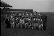 21/02/1965.02/21/1965.21 February 1965.Munster v Ulster Railway Cup semi-final at Croke Park. The final score was Ulster 0-14 Munster 0-9..The Munster team that was defeated by Ulster..