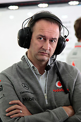 Motorsports / Formula 1: World Championship 2010, GP of Germany,  Jonathan Neale (McLaren Racing Managing Director)