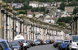 © Licensed to London News Pictures. File pic 01/02/2011. Kent, UK.  British house prices are rising at their fastest pace in seven years, according to an industry survey. Pictured - An generic view of properties in Kent, South East England. Photo credit : Grant Falvey/LNP