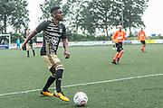 2019, June 19. Culemborg, The Netherlands. Defano Holwijn at the soccer match of Creators FC vs CVV Vriendenschaar.