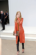 19.SEPTEMBER.2011. LONDON<br /> <br /> THE BURBERRY SPRING/SUMMER 2012 COLLECTION SHOW, AT KENSINGTON GORE, FOR LONDON FASHION WEEK IN HYDE PARK, LONDON<br /> <br /> BYLINE: EDBIMAGEARCHIVE.COM<br /> <br /> *THIS IMAGE IS STRICTLY FOR UK NEWSPAPERS AND MAGAZINES ONLY*<br /> *FOR WORLD WIDE SALES AND WEB USE PLEASE CONTACT EDBIMAGEARCHIVE - 0208 954 5968*