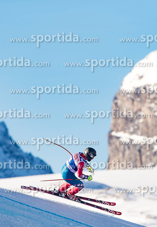 01.12.2016, Val d Isere, FRA, FIS Weltcup Ski Alpin, Val d Isere, Abfahrt, Herren, 2. Training, im Bild Travis Ganong (USA) // Travis Ganong of the USA in action during the 2nd practice run of men's Downhill of the Val d Isere FIS Ski Alpine World Cup. Val d Isere, France on 2016/01/12. EXPA Pictures © 2016, PhotoCredit: EXPA/ Johann Groder