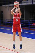 DESCRIZIONE : Latina Basket Campionato Italiano Femminile serie B 2011-2012<br /> GIOCATORE : Francesca Melchiori<br /> SQUADRA : College Italia<br /> EVENTO : College Italia 2011-2012<br /> GARA : Cestistica Latina College Italia <br /> DATA : 09/12/2011<br /> CATEGORIA : tiro<br /> SPORT : Pallacanestro <br /> AUTORE : Agenzia Ciamillo-Castoria/GiulioCiamillo<br /> Galleria : Fip Nazionali 2011<br /> Fotonotizia : Latina Basket Campionato<br /> Italiano Femminile serie B 2011-2012<br /> Predefinita :