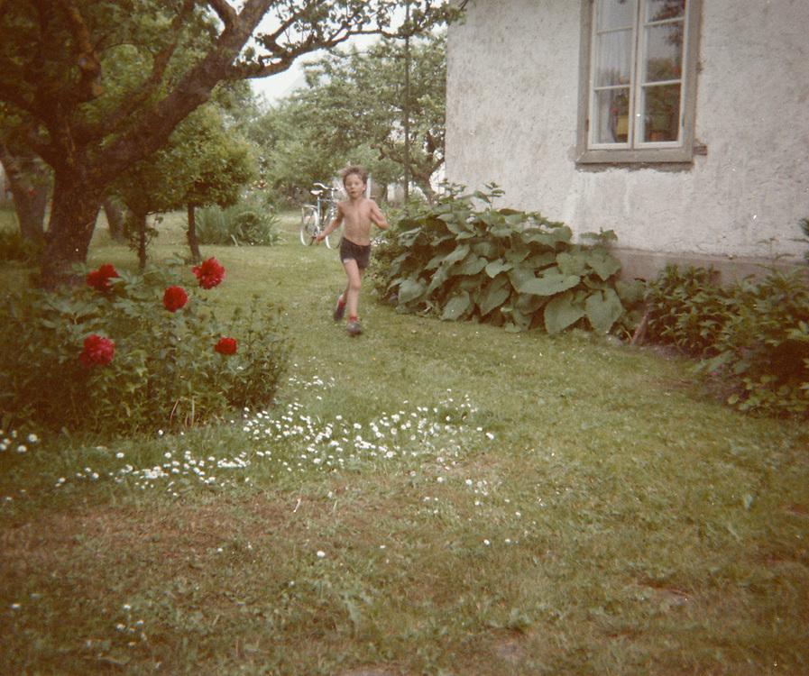 Sommar på Sudret, Gotland.