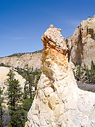 A natural phallic symbol, Lick Wash, Grand Staircase-Escalante National Monument, near Kanab, Utah.