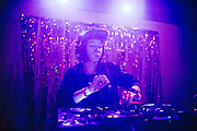 Whateveryn playing Girl Fest 2019 at Holocene in Portland, OR. Photo by Jason Quigley