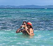 Dave Annable & Odette Beach 09/03/2011