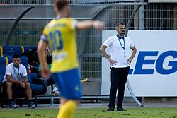 Dusan Kosic, head coach of NK Celje during football match between NK Celje and ND Gorica in 2nd Round of Prva liga Telekom Slovenije 2018/19, on July 27, 2018 in Sadion Z'Dezele, Celje, Slovenia. Photo by Urban Urbanc / Sportida