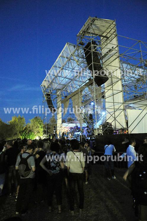FERRARA SOTTO LE STELLE 2012: BON IVER