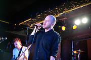 Finger Eleven performing at The Basement in Columbus, OH on October 18, 2010
