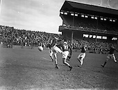 1957 Junior Home Finals. Cork vs Mayo.