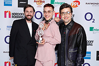 Years and Years O2 Silver Clef Awards 2019, Grosvenor House, London, UK, Friday 05 July 2019<br /> Photo JM Enternational