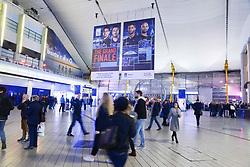November 16, 2018 - London, United Kingdom - General view of The O2 Arena during Day Six of the Nitto Atp World Tour FInals on November 16, 2018 in London, England. (Credit Image: © Alberto Pezzali/NurPhoto via ZUMA Press)