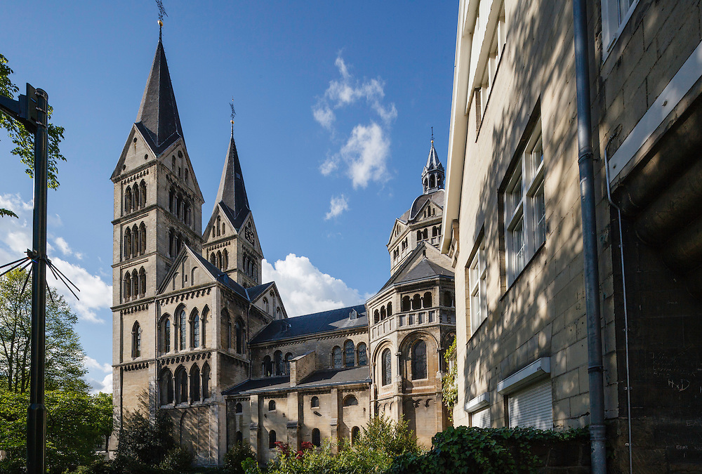 Munsterkerk, Roermond, Limburg, Netherlands