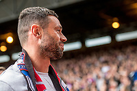 LONDON, ENGLAND - MAY 13: Damien Delaney (27) of Crystal Palace during the Premier League match between Crystal Palace and West Bromwich Albion at Selhurst Park on May 13, 2018 in London, England. MB Media