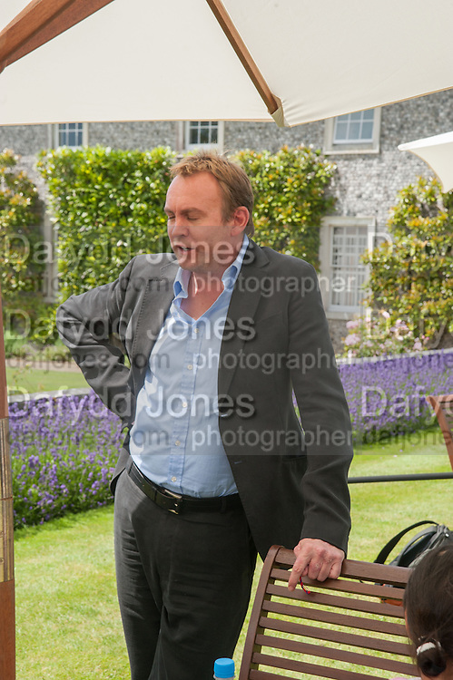 PHILIP GLENISTER, The Cartier Style et Luxe during the Goodwood Festivlal of Speed. Goodwood House. 1 July 2012.