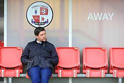 Bristol Rovers manager Darrell Clarke - Mandatory by-line: Jason Brown/JMP - 05/11/2016 - FOOTBALL - Checkatrade.com Stadium - Crawley, England - Crawley Town v Bristol Rovers - Emirates FA Cup first round