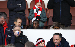 Former QPR manager Chris Ramsey in the stands before the match - Mandatory byline: Jack Phillips / JMP - 07966386802 - 5/12/2015 - FOOTBALL - The City Ground - Nottingham, Nottinghamshire - Nottingham Forest v Fulham - Sky Bet Championship