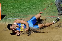 28.07.2010, Olympic Stadium, Barcelona, ESP, European Athletics Championships Barcelona 2010, im Bild Oleksiy Kasyanov UKR. EXPA Pictures © 2010, PhotoCredit: EXPA/ nph/ . Ronald Hoogendoorn+++++ ATTENTION - OUT OF GER +++++