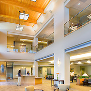 Anshen + Allen Architects - Peace Health, Eugene Oregon