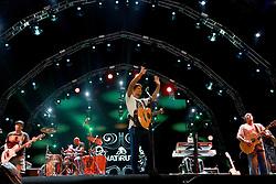 Natiruts no palco central do Planeta Atlântida 2015, que acontece nos dias 30 e 31 de Janeiro de 2015, na Saba, em Atlântida. FOTO: Jefferson Bernardes/ Agência Preview