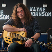Musician Wayne Johnson in MD. (Photos copyright ©  Richie Downs).
