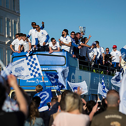 Brighton and Hove Albion Promotion Parade
