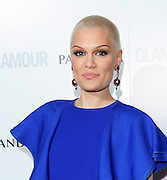 04.JUNE.2013. LONDON<br /> <br /> JESSIE J ATTENDS THE 2013 GLAMOUR AWARDS IN BERKLEY SQUARE.<br /> <br /> BYLINE: EDBIMAGEARCHIVE.CO.UK<br /> <br /> *THIS IMAGE IS STRICTLY FOR UK NEWSPAPERS AND MAGAZINES ONLY*<br /> *FOR WORLD WIDE SALES AND WEB USE PLEASE CONTACT EDBIMAGEARCHIVE - 0208 954 5968*