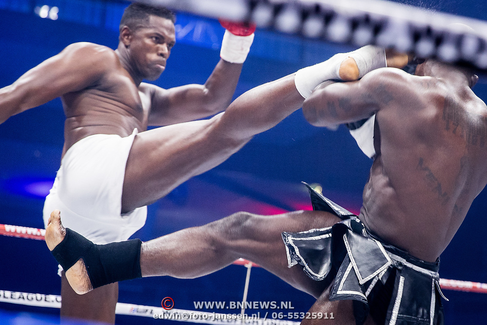 NLD/Almere/20171029 - Finale Spiike presents: WFL - Final 16, Melvin Manhoef vs Remy Bonjansky