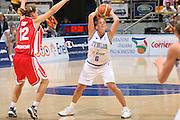 DESCRIZIONE : Bologna Qualificazione Eurobasket Women 2009 Italia Polonia <br /> GIOCATORE : Chiara Pastore<br /> SQUADRA : Nazionale Italia Donne <br /> EVENTO : Raduno Collegiale Nazionale Femminile<br /> GARA : Italia Polonia Italy Poland <br /> DATA : 30/08/2008 <br /> CATEGORIA : passaggio <br /> SPORT : Pallacanestro <br /> AUTORE : Agenzia Ciamillo-Castoria/M.Marchi <br /> Galleria : Fip Nazionali 2008 <br /> Fotonotizia : Bologna Qualificazione Eurobasket Women 2009 Italia Polonia <br /> Predefinita :