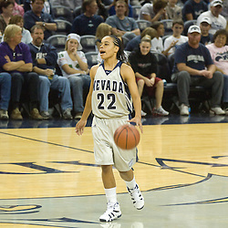 Nevada Women's Basketball v. Sonoma State (110307)