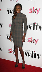 Lorraine Pascale during the Women In Film & Television Awards 2012 held at the Hilton, London, England, December 7, 2012. Photo by i-Images.