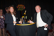 SUSAN NILSSON ANDREW NEIL, The 2012 Veuve Clicquot Business Woman of the Year Award .  Celebrating women's excellence in business.  Claridge's, Brook Street, London, 18 April 2012
