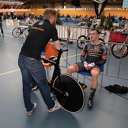 29-12-2019: Wielrennen: NK Baan: Alkmaar <br />Sam Ligtlee