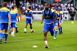 Abu Ogogo of Bristol Rovers - Rogan/JMP - 27/08/2019 - FOOTBALL - Memorial Stadium - Bristol, England - Bristol Rovers v Brighton & Hove Albion - Carabao Cup.