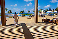 Sri Lanka, province de l'Est, Passikudah, plage de Passikudah, Amaya Beach Hotel // Sri Lanka, Ceylon, Eastern Province, East Coast, Passekudah beach, Amaya beach hotel
