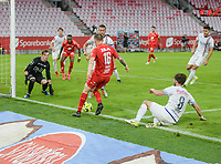 Fotball, 1. august 2020, Eliteserien, Brann-Vålerenga - Robert Taylor