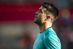 December 9, 2018 - Limerick, Ireland - Conor Murray of Munster during the Heineken Champions Cup Round 3 match between Munster Rugby and Castres Qlympique at Thomond Park Stadium in Limerick, Ireland on December 9, 2018  (Credit Image: © Andrew Surma/NurPhoto via ZUMA Press)