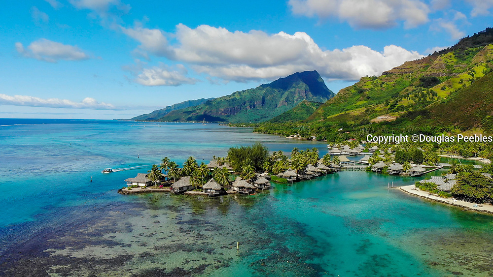 Intercontinental Moorea Resort, Moorea, French Polynesia, South Pacific