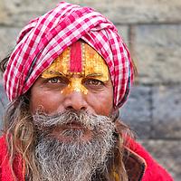 Portraits of Nepal