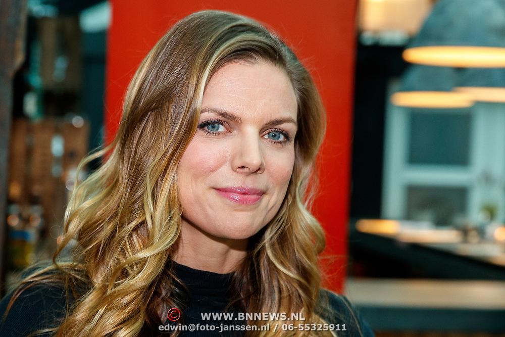 NLD/Amsterdam/20180104 - Persviewing SBS Zomer in Zeeland, Tamara Brinkman