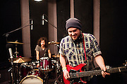 Free Energy performing a live in-studio session at KDHX in St. Louis, Missouri on January 24th, 2012.