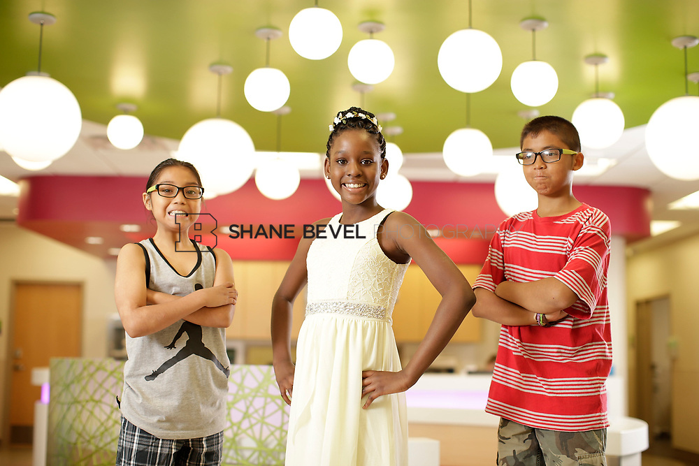 5/26/17 3:14:16 PM --  Sickle Cell Patients photographed for the St. Jude brochure. <br /> <br /> Photo by Shane Bevel
