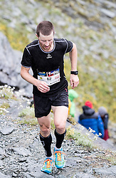 17.07.2016, Grossglockner Hochalpenstrasse, Heiligenblut, AUT, Grossglockner Berglauf 2016, im Bild Jochen Strobl (AUT, 1 Platz Duatlon) // during the 2016 Grossglockner Mountain Run. Heiligenblut, Austria on 2016/07/17. EXPA Pictures © 2016, PhotoCredit: EXPA/ Johann Groder