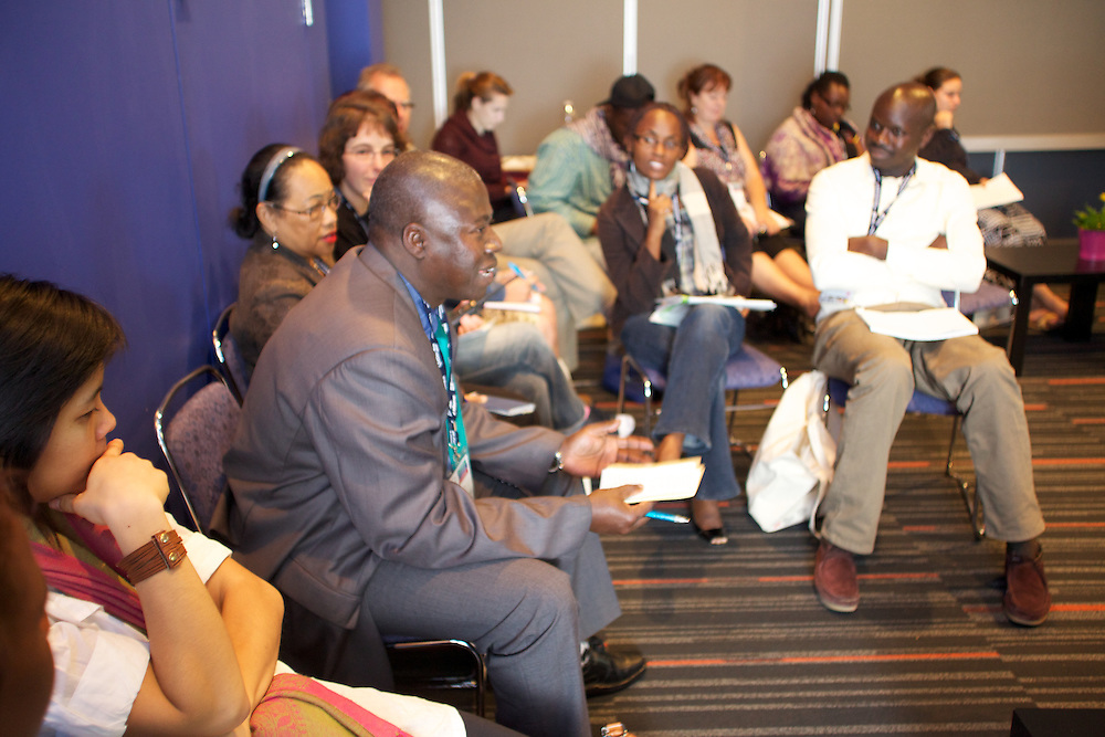 CIVICUS World Assembly Day 3 Open regional Meetings