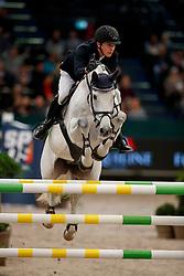 Nieberg Gerrit, GER, Contagio<br /> Championat von Leipzig price<br /> Leipzig - Partner Pferd 2018<br /> © Hippo Foto - Stefan Lafrentz