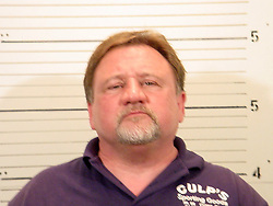 Jun 14, 2017 - Belleville, Illinois, U.S. - Booking photo of suspected Virginia gunman JAMES T. HODGKINSON in an undated St. Clair County Sheriff's Department mug shot. (Credit Image: © St. Clair County Sheriff via ZUMA Wire)