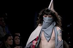 Madrid - Albec Bunsen Fashion Show - 20 Sep 2016